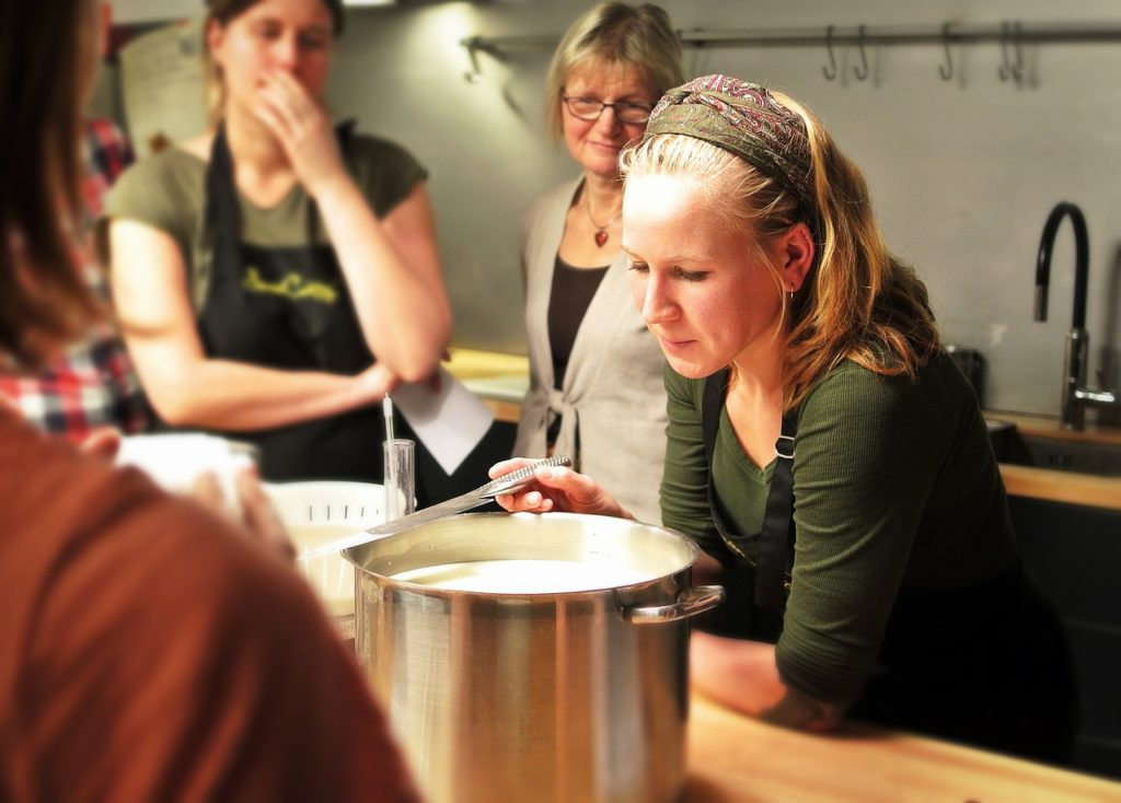 cooking classes in genoa Italy