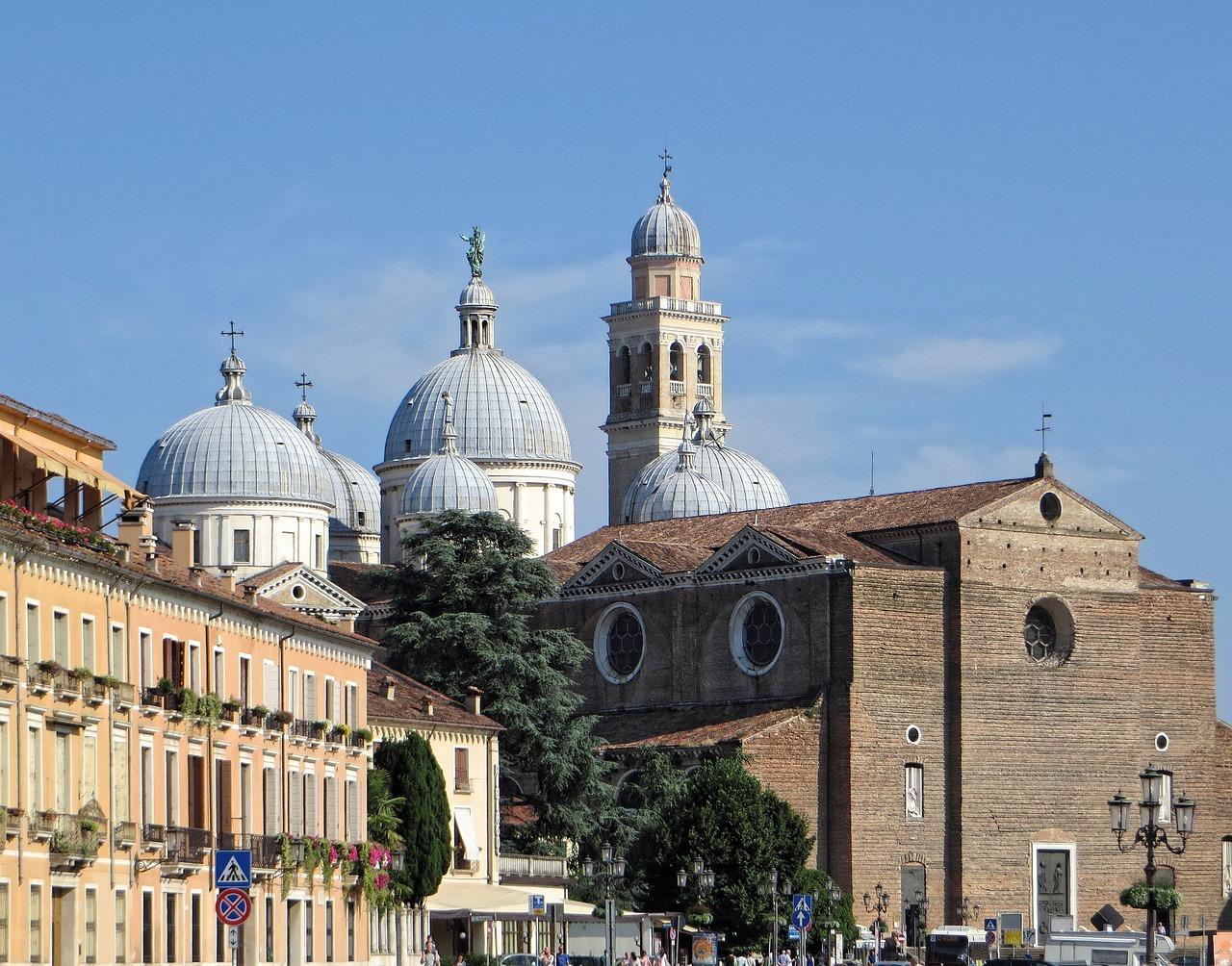 Living in Padua Italy