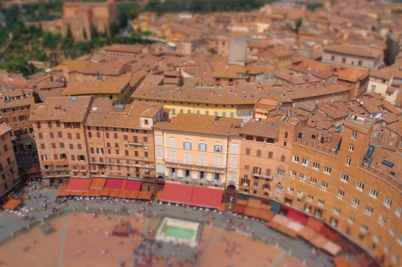 stanze per studenti a Siena