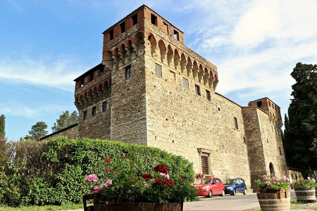 Medieval Tour