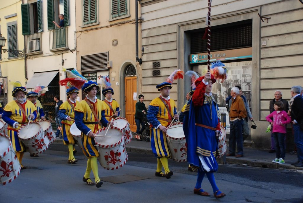 commemorations processions Florence