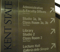 Kent State University in Florence