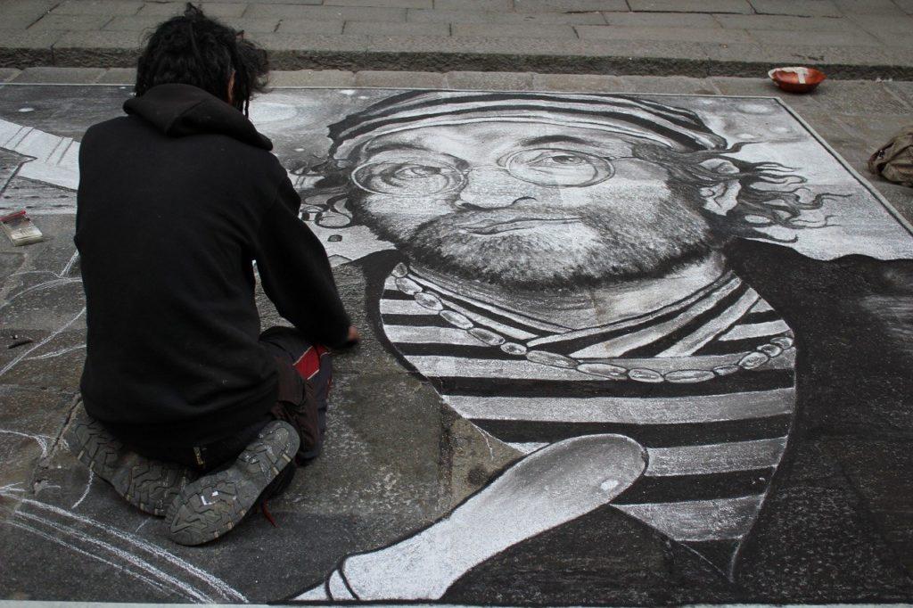 Bologna Art Lucio Dalla