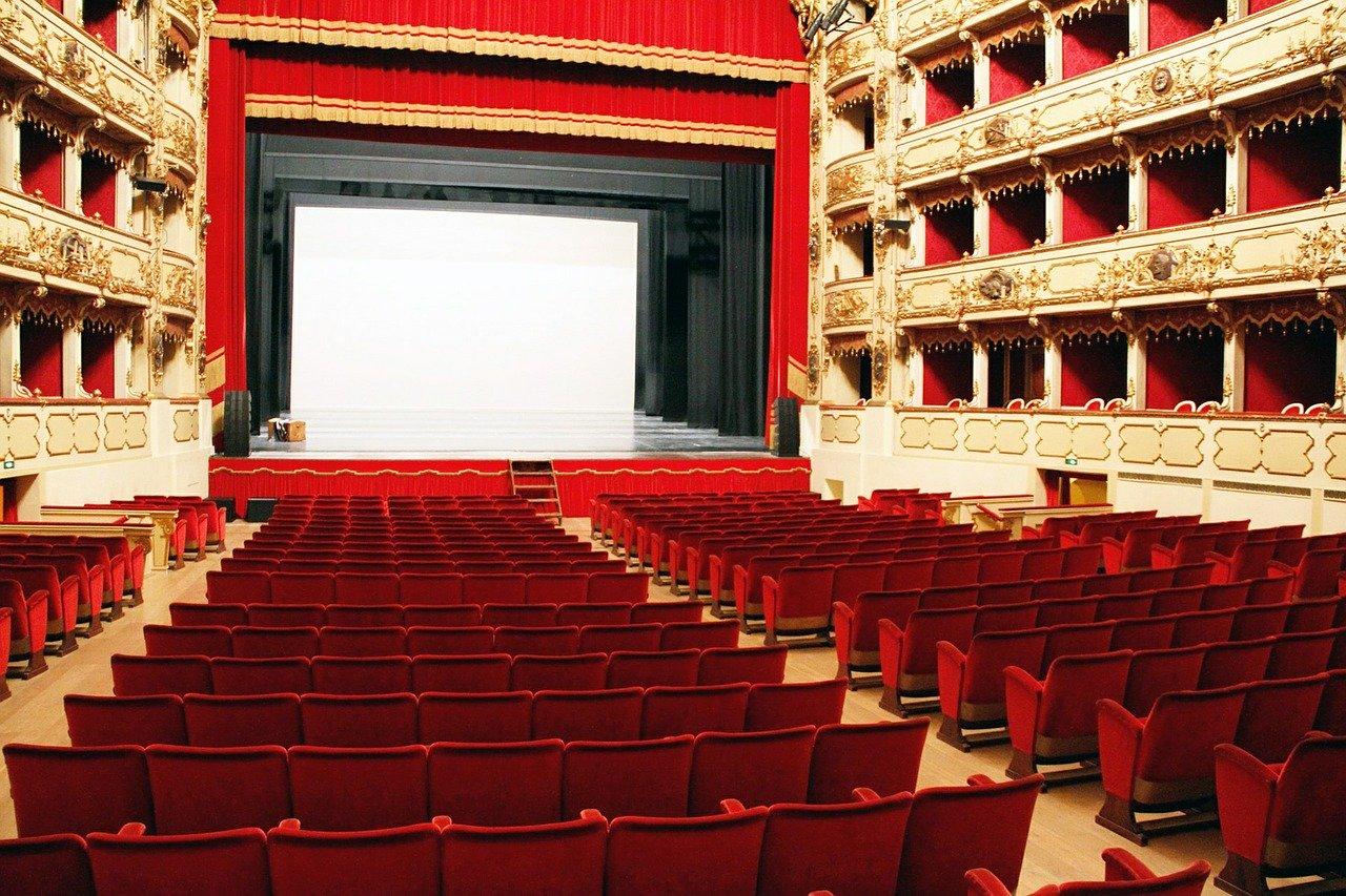 Cinema Theater Milan