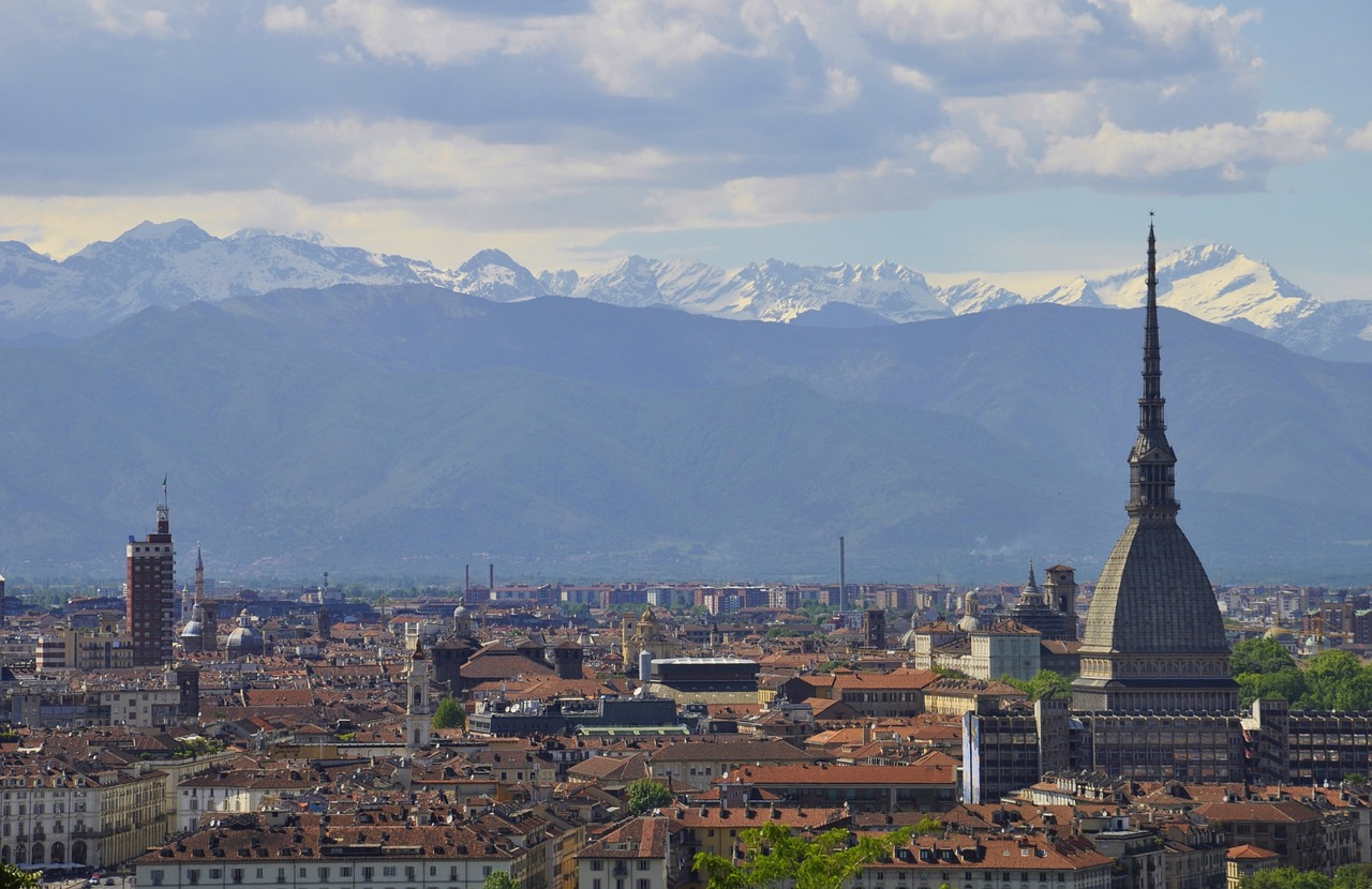 cultural place in Turin Italy